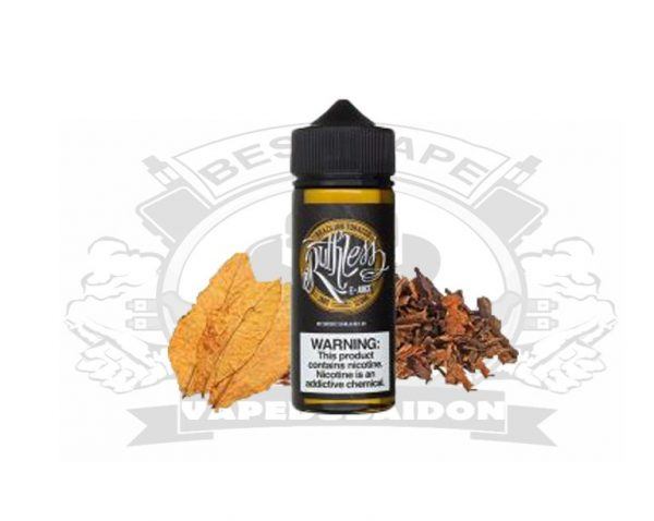 Brazilian Tobacco EJuice By Ruthless Vapor 120ml