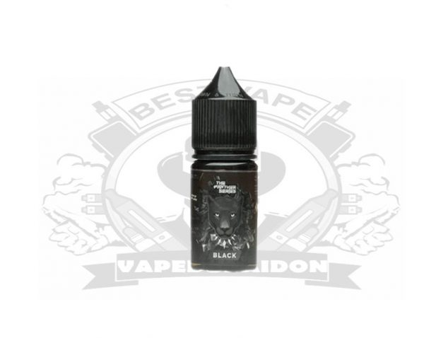 DR.VAPES-THE PANTHER SERIES-BLACK -30ML